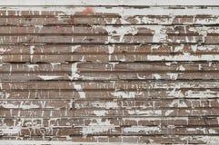 Un côté d'une maison décalée Image libre de droits