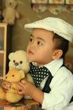 Un cabrito lindo de China imagen de archivo libre de regalías