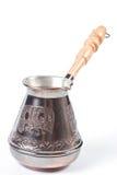 Un caffè turco po Fotografie Stock