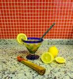 Un caipirinha brésilien Photographie stock libre de droits
