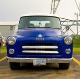 Un camión viejo clásico del regate fotografía de archivo libre de regalías
