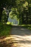 Un camino Foto de archivo