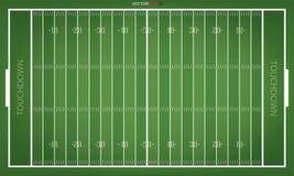 Un campo de fútbol americano texturizado hierba del vector EPS 10 libre illustration