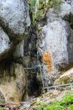 Un canyon di sette scale Fotografia Stock Libera da Diritti