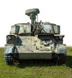 Un carro armato della seconda guerra mondiale Fotografia Stock Libera da Diritti