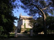 Un castello antico a Roma Fotografia Stock Libera da Diritti
