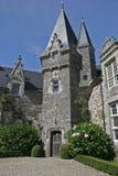 Un castello bello per la vostra festa Fotografie Stock