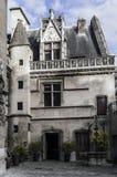 Un castillo antiguo imagenes de archivo