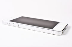 Un cellulare. fotografia stock