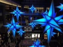 Un centre commercial Images libres de droits
