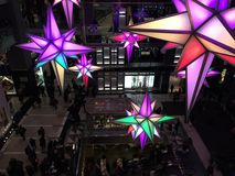 Un centro commerciale immagini stock