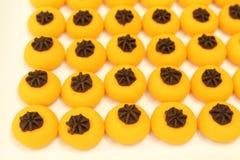 Un certain genre de dessert thaïlandais Kanom Sanay Chan photographie stock libre de droits