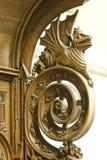 Un certain tri du dragon, créature d'imagination sur un siège photo libre de droits