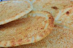 Un certo alimento gradice il pane Fotografie Stock