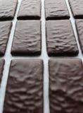Un certo bonbon del cioccolato immagini stock libere da diritti