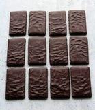 Un certo bonbon del cioccolato immagine stock libera da diritti