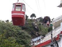 Un chariot dans Masoorie Photographie stock libre de droits