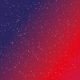 Un cielo estrellado hermoso Foto de archivo libre de regalías