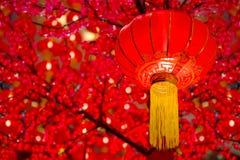 Linternas chinas Foto de archivo libre de regalías
