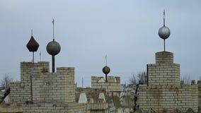 Un cimitero islamico archivi video
