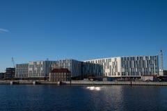 The UN City, Copenhagen, Denmark Royalty Free Stock Photos