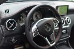 Un-Classe de benz de Mercedes Image stock