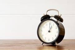 Un Clock Immagini Stock Libere da Diritti