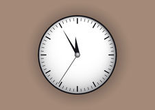 Un Clock Images libres de droits