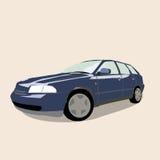 Un coche Fotografía de archivo libre de regalías