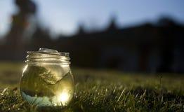 Un cocktail minuscule Image libre de droits