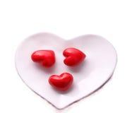 Un coeur Image stock