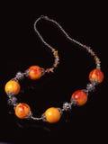 Un collar Foto de archivo