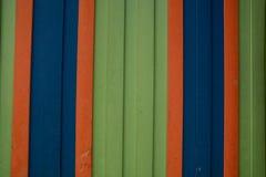 Un color galvanizado Foto de archivo libre de regalías