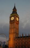 Big Ben Fotografia Stock