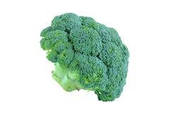 Un colpo di broccolo fresco Fotografie Stock