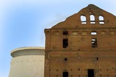 Un complesso commemorativo - battaglia di Stalingrad Immagini Stock
