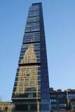 Un condominio residencial de lujo de Madison en Madison Square Park en Nueva York Imagen de archivo