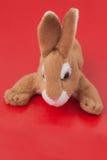 Un coniglio del giocattolo illustrazione di stock