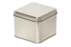 Un contenitore di metallo Fotografia Stock