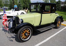 Un coupé di 1926 espedienti Immagine Stock Libera da Diritti