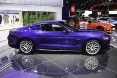 Un coupé di premio di Ford Mustang GT Fotografia Stock Libera da Diritti