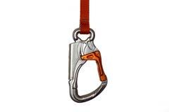 Un crochet de sécurité pour s'élever photo libre de droits