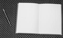 Un cuaderno Fotografía de archivo libre de regalías