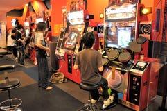 Un cuarto de juego en Tokio imagen de archivo
