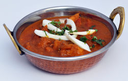 Comida india Foto de archivo