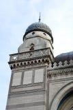 Un détail d'une synagogue juive Photos stock