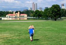 Un día en la ciudad Fotos de archivo