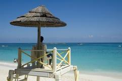 Un día en la playa Fotografía de archivo libre de regalías
