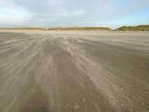 Un día en la playa Fotos de archivo