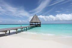 Un día en paraíso Foto de archivo libre de regalías